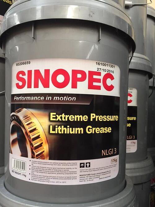 SINOPEC-NLGI3
