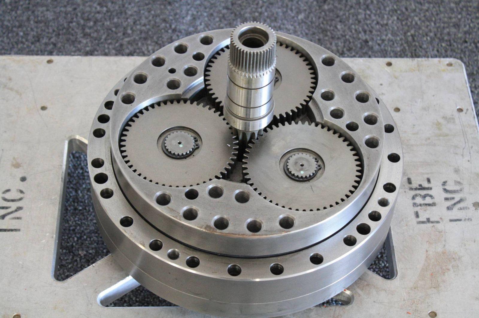 Xem quy trình sản xuất của hộp giảm tốc Cyclo-Sumitomo