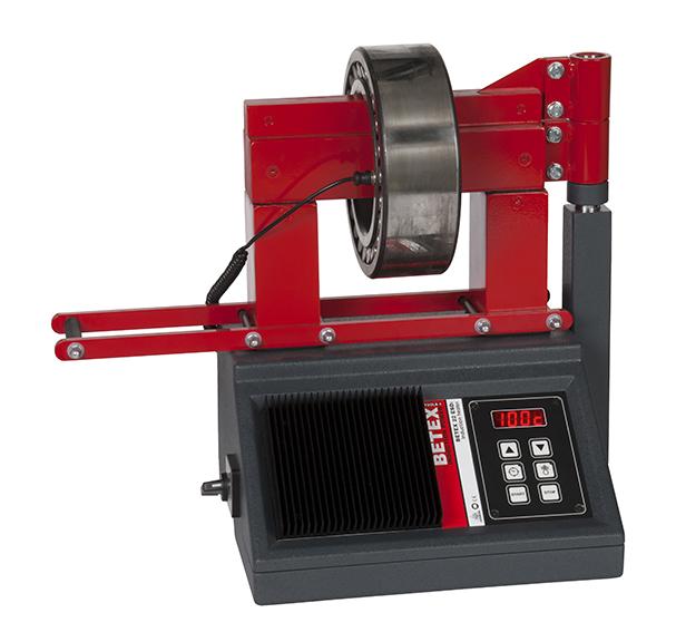 Sử dụng máy gia nhiệt vòng bi đúng cách và cách khắc phục sự cố