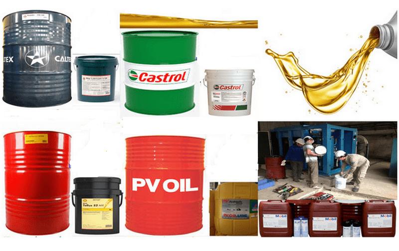 Thông số đặc trưng của dầu bánh răng công nghiệp