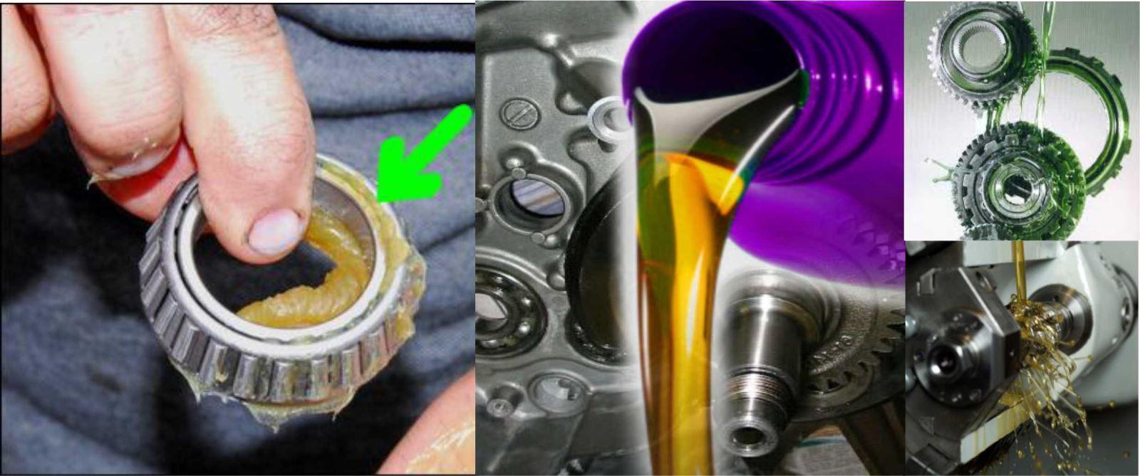 Cách chọn dầu mỡ bôi trơn vòng bi công nghiệp