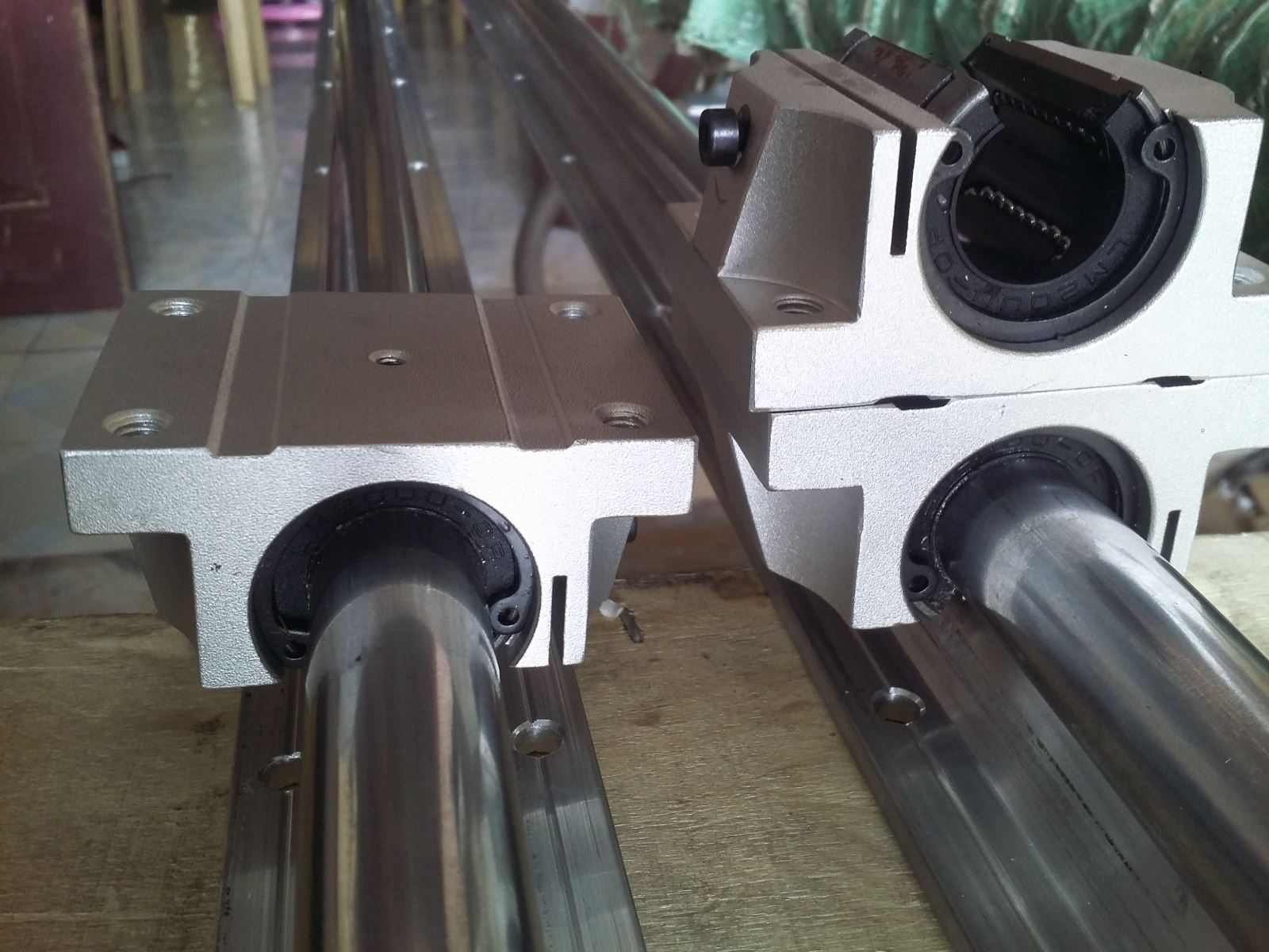 Vòng bi ống chính hãng và ứng dụng của chúng trong thiết bị